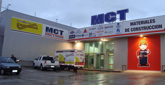 Mct materiales de construcci n - Empresas de materiales de construccion ...